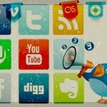 45 packs de iconos de redes sociales
