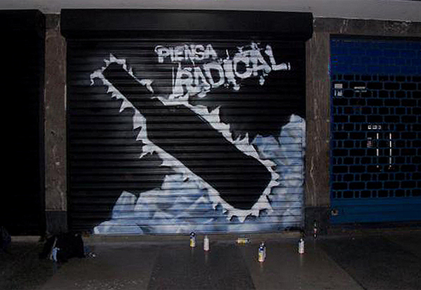 Rodrigo Palacios Graffiti