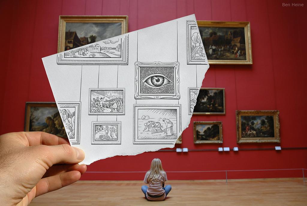 Lápiz vs Cámara