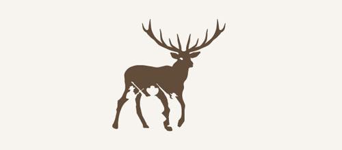 logos_creativos_ciervos_20