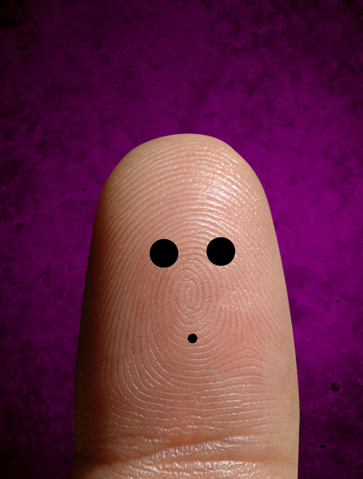 Dedos Personificados