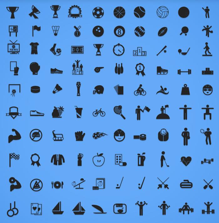 set_iconos_deportivos