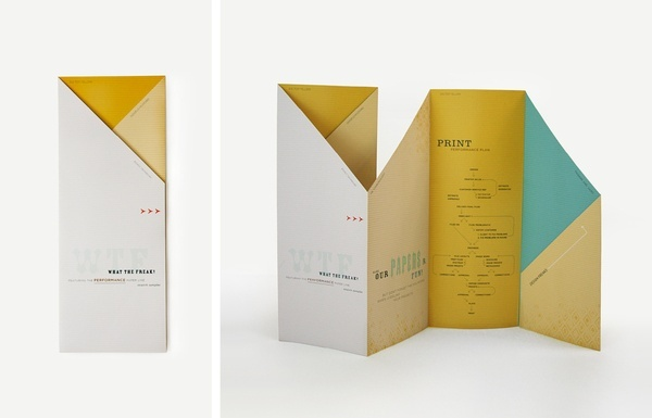 30 dise os de folletos creativos for Successful brochure design