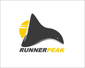 delfin_logo_runner_peak