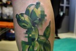 tatuajes_animales_pixel
