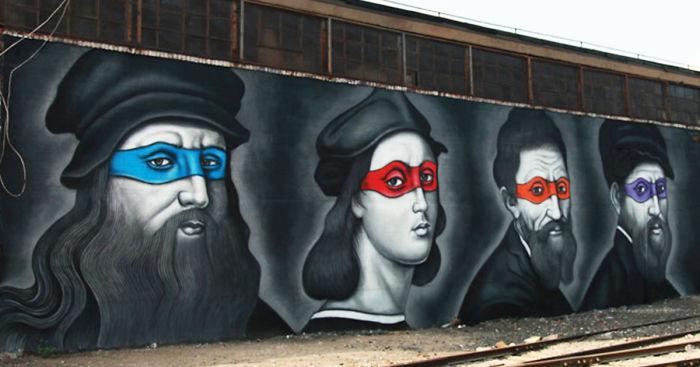 tortugas_ninja_pintores_renacentistas_mural_new_york_4