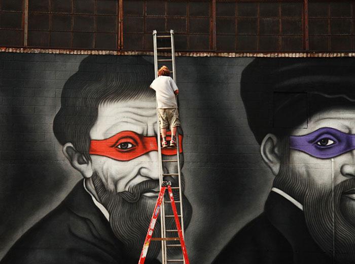 tortugas_ninja_pintores_renacentistas_mural_new_york_5