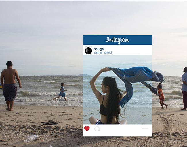 En Instagram todo es una cuestión de encuadre