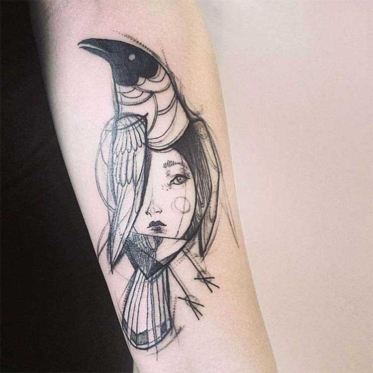 tatuajes_bocetos_dibujados_lapiz_10