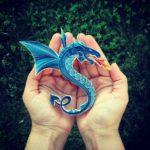 Esta artista dejó su trabajo para dedicarse completamente a crear arte con papel