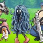 Espectaculares ilustraciones de Pokemon convertidos en seres humanos