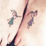 40 ideas creativas para compartir tatuaje con tus mejores amigos