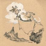 Este artista dibuja dragones para destruir los estereotipos sobre ellos