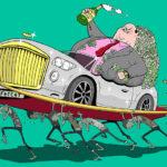 Una dura crítica a la sociedad actual ilustrada por Steve Cutts
