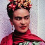 Revelaron el colorido placard de Frida Kahlo después de estar escondido durante 50 años