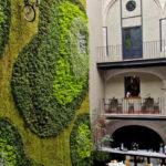 10 espectaculares jardines verticales que llenan de magia esas paredes aburridas