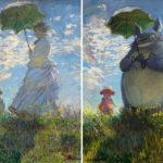 Pinturas clásicas intervenidas con un toque geek