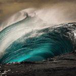 Este fotógrafo daltónico captura espectaculares paisajes marinos