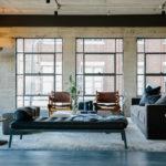 Un espectacular loft industrial rediseñado en el distrito artístico de Los Angeles