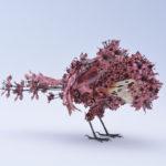 Fabulosas esculturas de animales metálicos