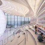 China inaugura la biblioteca mas copada del mundo con más de 1 millón de libros