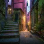 Fantásticas fotografías de los callejones de Cinque Terre, Italia