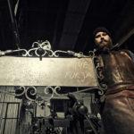 El Silencio del Yunque: esculturas en hierro forjado por Rafael Gribaudo