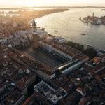 Impresionantes fotos aéreas nos muestran una perspectiva única de Venecia