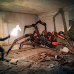 Insectos gigantes acechan en edificios abandonados