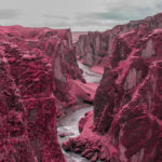 Fotografías de Islandia transformada en un mundo de colores