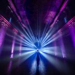 Fabulosos efectos de luces en el Signal Festival of Lights de Praga
