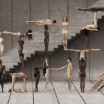 Fotos surrealistas de bailarines desafiando la gravedad