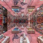 Esta impactante librería en la ciudad de Chongqing está inspirada en la película Inception