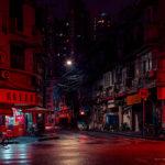 Fabulosas fotografías de Shanghai de noche