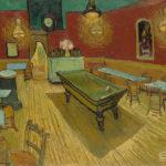 Distanciamiento social en las pinturas más icónicas del mundo