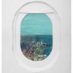 Windows: Paisajes pintados desde la ventana de un avión